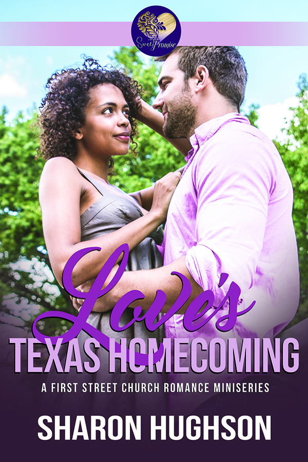 Book Cover: Love's Texas Homecoming