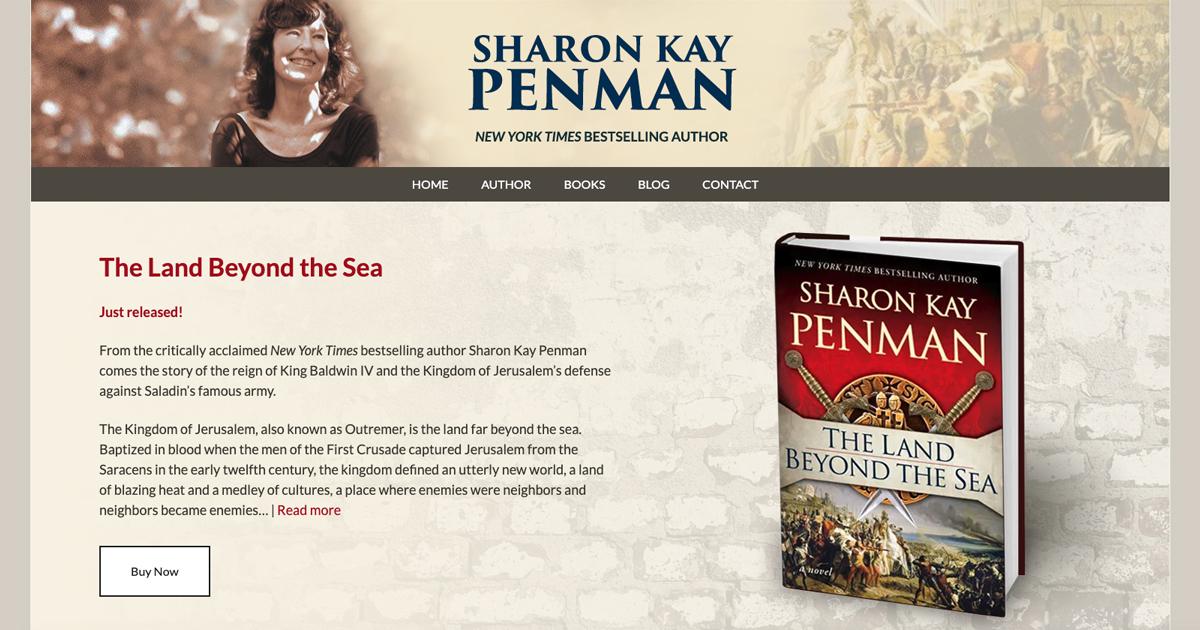 Home Sharon Kay Penman