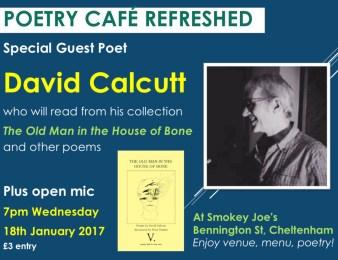 David Calcutt