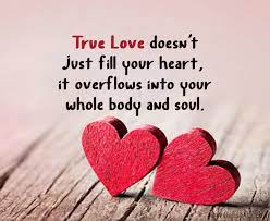 A True Tale of Love