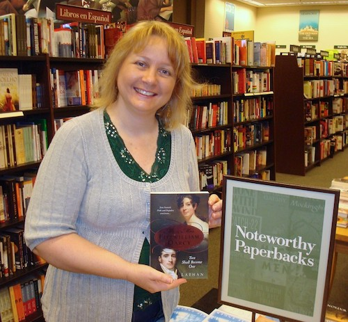 Barnes & Noble photos and other tidbits