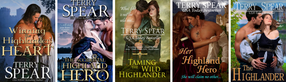 Spear Highlander books