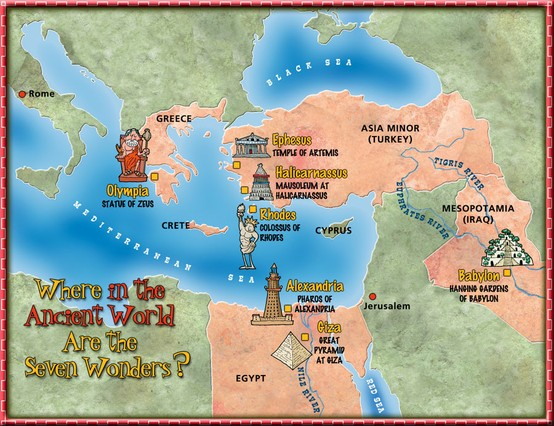 Wonders of the Ancient World, part 2