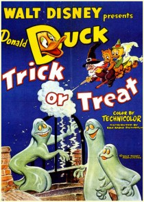 Disney tricktreat 1952