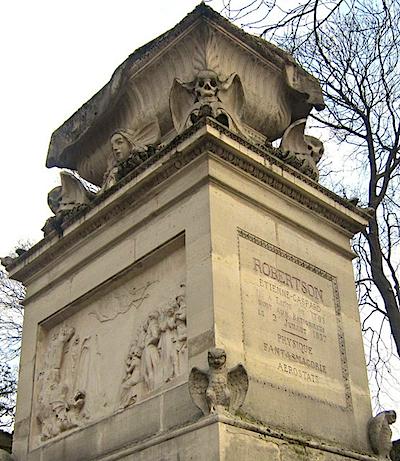 Robert tomb