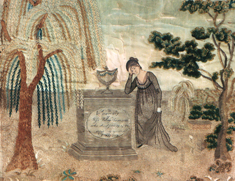 Mourning and Burial Practices during the Regency