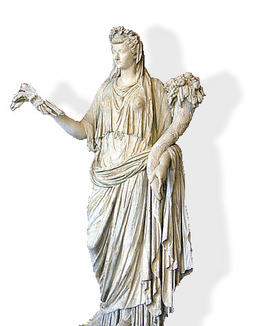 cornucopia goddess