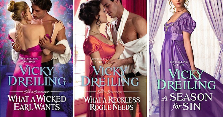 Dreiling sinful series