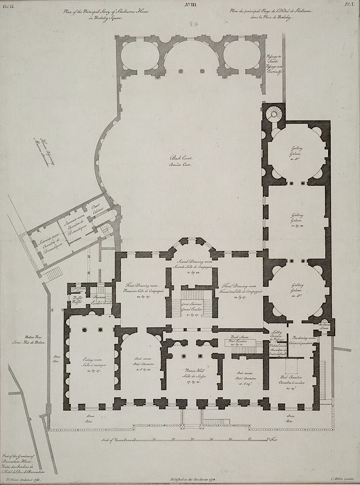 Look inside a georgian townhouse sharon lathan novelist for 18th century house plans