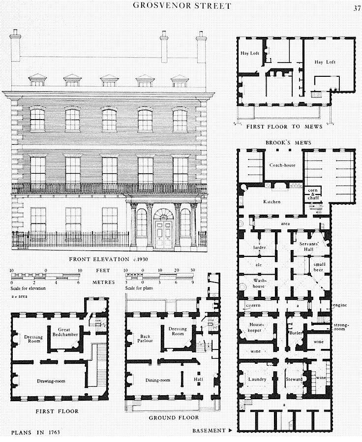 Peek Inside The Typical Regency Era Townhouse Austen Authors