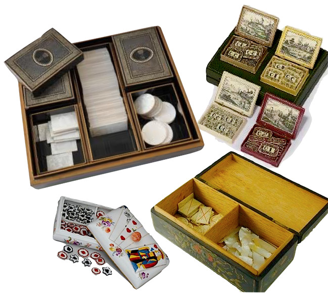 boxes counters