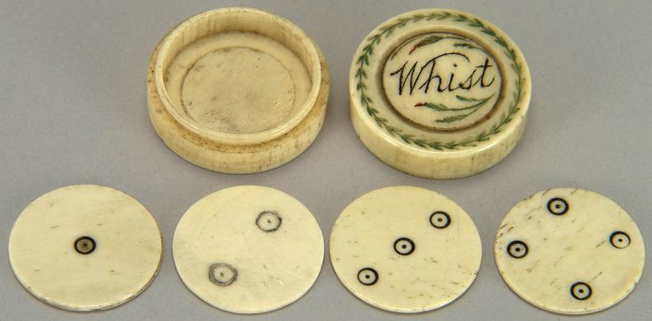 whist markers