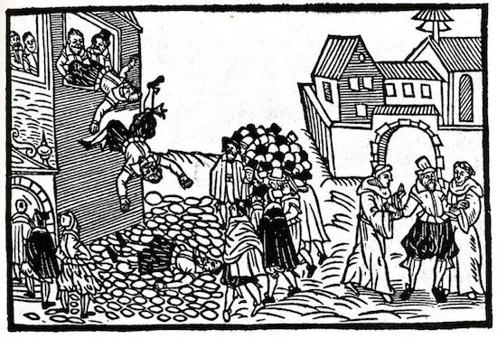 Defenestration of Prague