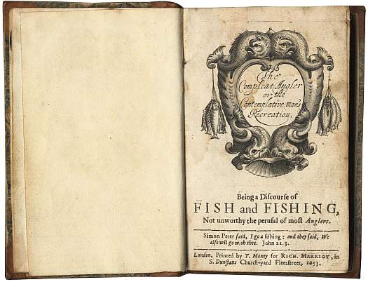 compleat angler 1653