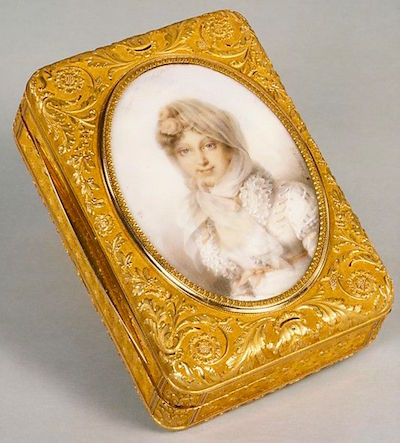 1815 French Snuffbox