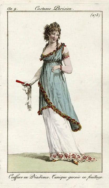 La Mode Illustre 1800