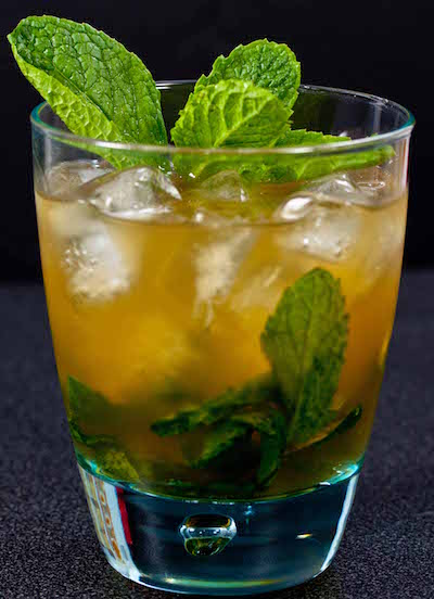 The Mint Julep: The Very Dream of Drinks