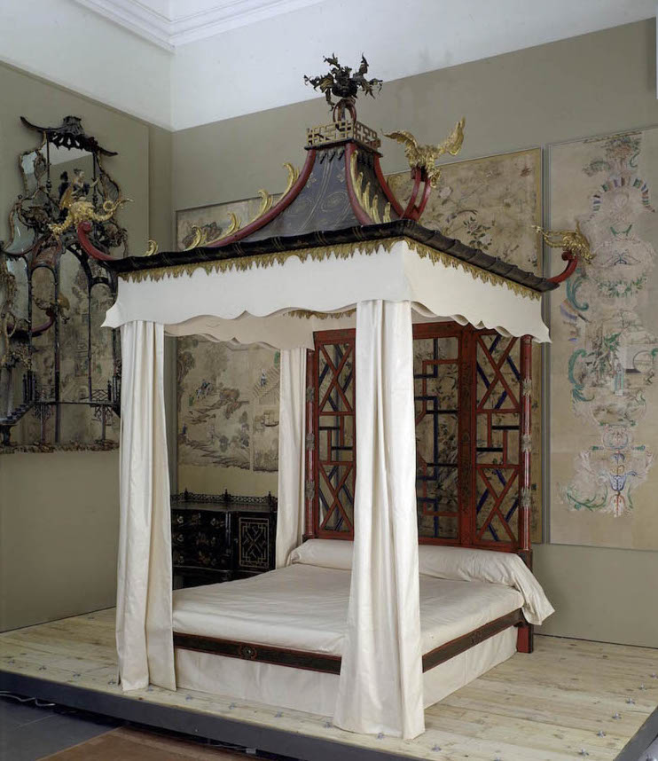 Badminton Bed by John Linnell