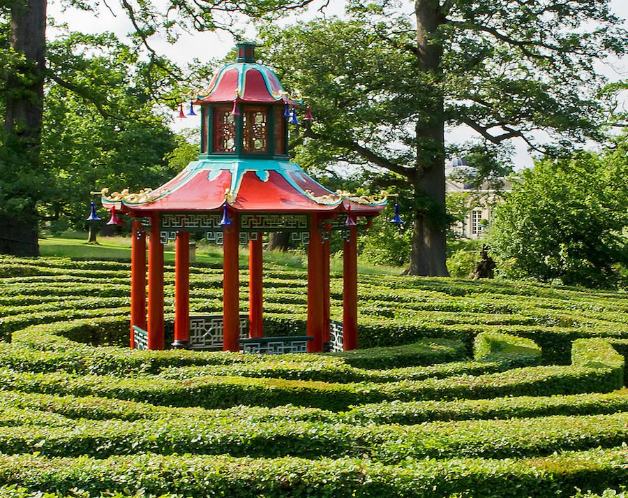 Woburn Abbey Gardens, Bedfordshire