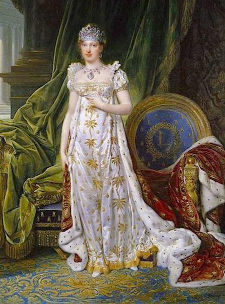 1810-portrait of Marie Louise, Empress Consort of France