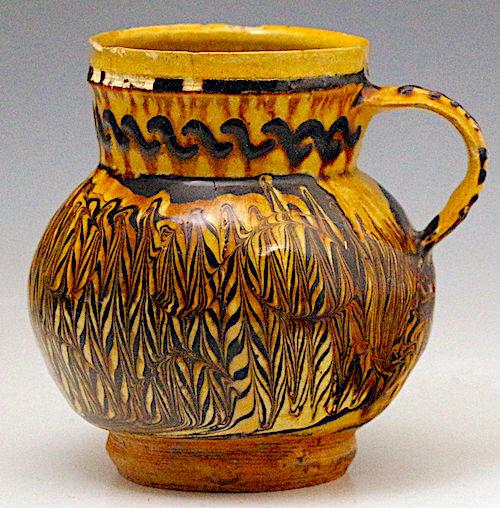 tankard earthenware