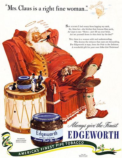 From bizarre to sexist to bad: Christmas ads from the past.