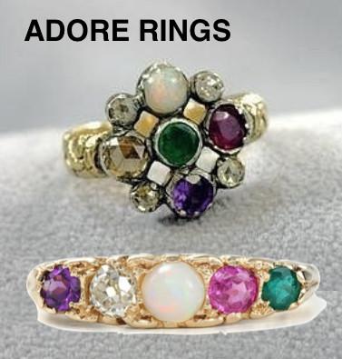 Adore Rings