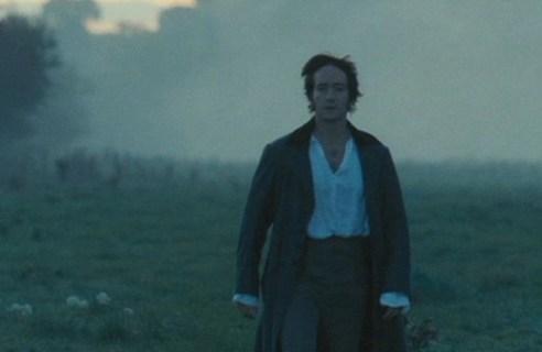 Darcy striding
