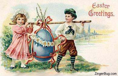 Easter & George Darcy