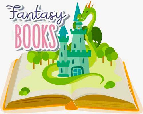 Favorite Fantasy & Sci-Fi Literature, Part 1