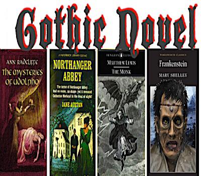 Go Gothic: A Style & Type of Novel