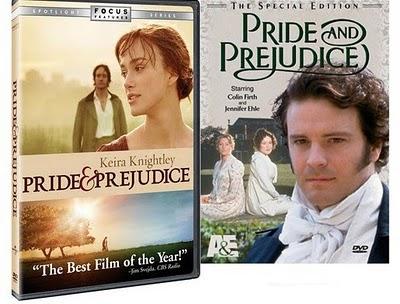 Pop in a Jane Austen Movie!