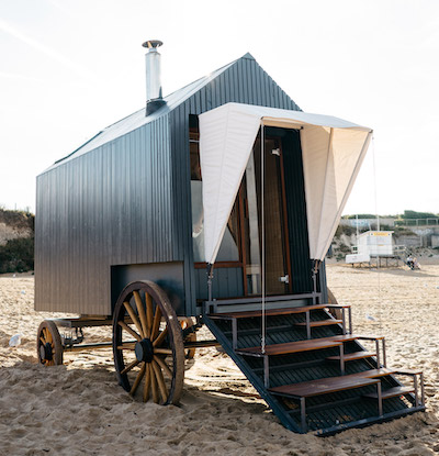 A Brief History of Sea Bathing and Bathing Machines