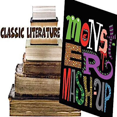 Literature Classics meet Monsters