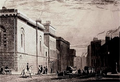 Newgate Prison, London