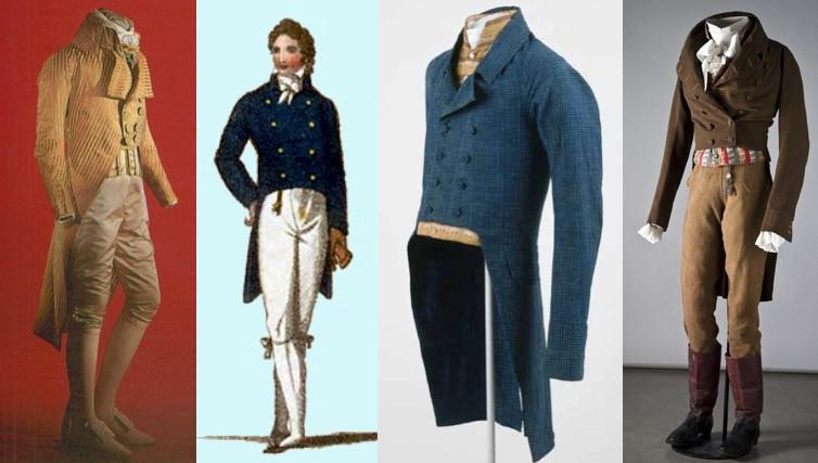 regency tailcoats
