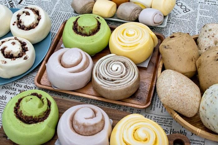 品佳鮮奶饅頭 當麵粉遇上鮮奶 饅頭滑順更好吃 使用天然酵母不胃酸
