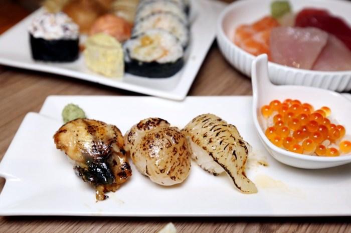 安曇野食卓 龍蝦沙拉卷真的吃的到大塊龍蝦肉!!隱身巷弄平價+好食材的日式料理店