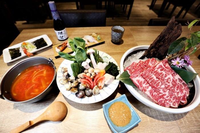 中科西屯商圈日式料理一貫手作壽司 google 4.9高評價 限量暖心鍋物想吃請預訂