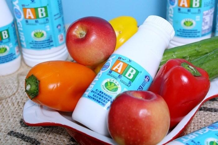統一AB優酪乳順暢體驗  週一腸胃公休日
