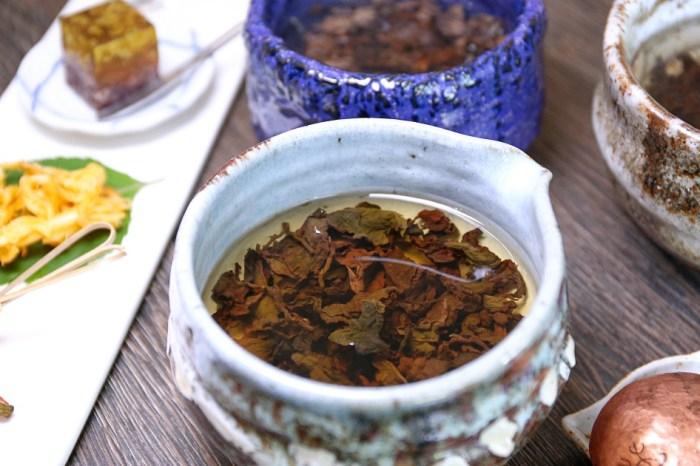 龜鶴塘 大甲鎮瀾宮旁最有人文氣息的茶食店 宋代點茶+四秀茶食+塘口飯