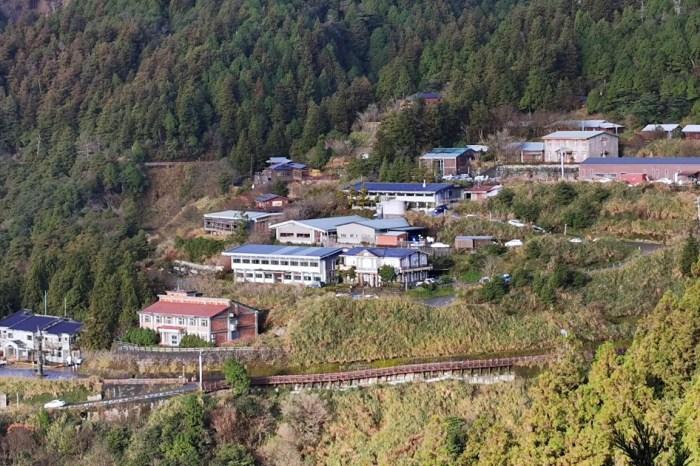 太平山森林遊樂區 台灣會下雪的景點 住宿要選對才不會鐵腿
