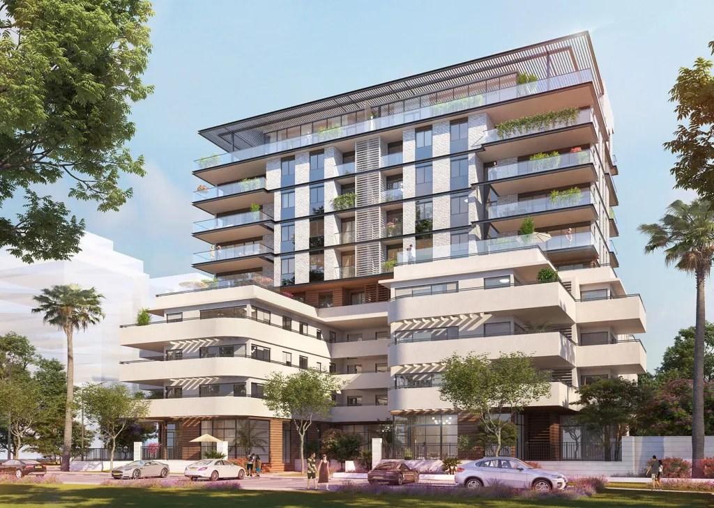 פרויקט מוזה בגליל ים יצירה אדריכלית של פעם בחיים !! אין עוד בניין כזה !! עכשיו במחירי פריסייל מבחר דירות של 3-4-5 חדרים