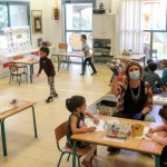 גן ילדים בהרצליה תקופת הקורונה