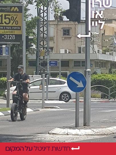אופניים חשמליים בהרצליה