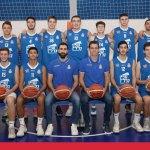 קבוצת הנוער של א.ס. רמת השרון בכדורסל 2020
