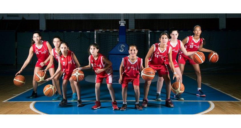 קבוצת נערות רמת השרון כדורסל עונת 2020/21