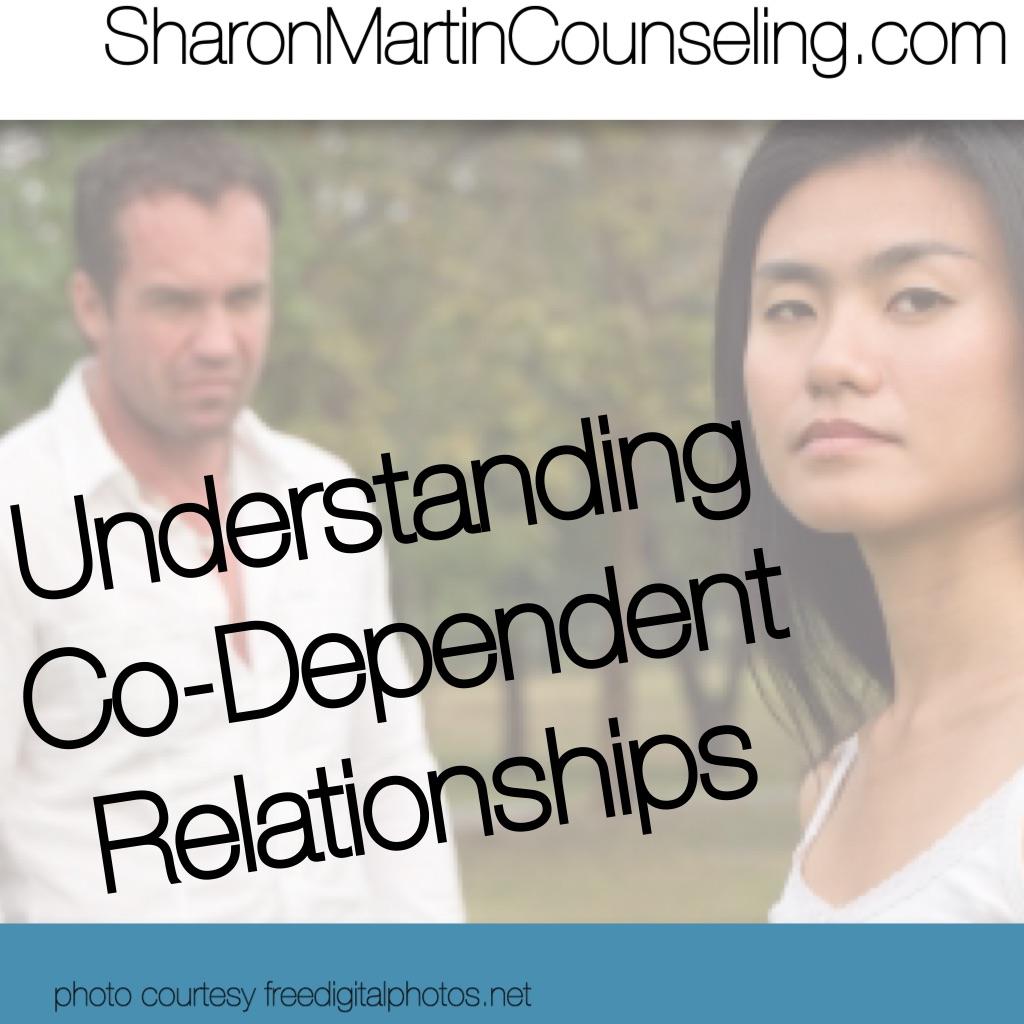 Understanding Co Dependent Relationships