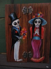 Day of the Dead opened