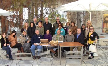 Meetup at the Getty Villa